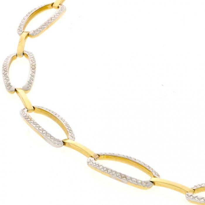 910659c80 Zlatý dámsky náhrdelník K10.012.E3 | Klenotnik.sk