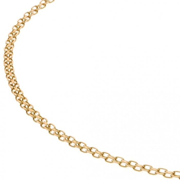 3792dc936 Zlatý dámsky náhrdelník K99.001.E1 | Klenotnik.sk