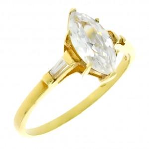 Zlaté prstene zo žltého zlata vo veľkosti 63 milimetrov  aac6930b1ae