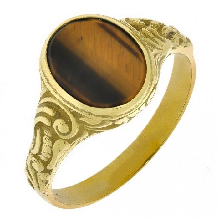 4a0e09d4003 Zlatý pánsky prsteň K99.013.A1 62   Klenotnik.sk