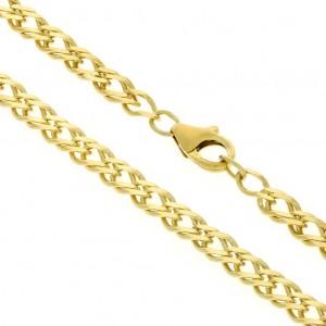7edf9eba9 Zlaté retiazky zo žltého zlata s dĺžkou 550 milimetrov   Klenotnik.sk