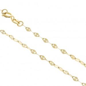 Zlaté retiazky s dĺžkou 420 milimetrov  1cc516bae3d