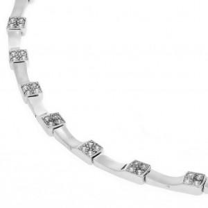 de445c13b Len sety · biele zlato · Náhrdelníky · Zrušiť filter · Zlatý dámsky  náhrdelník K11.273.E2