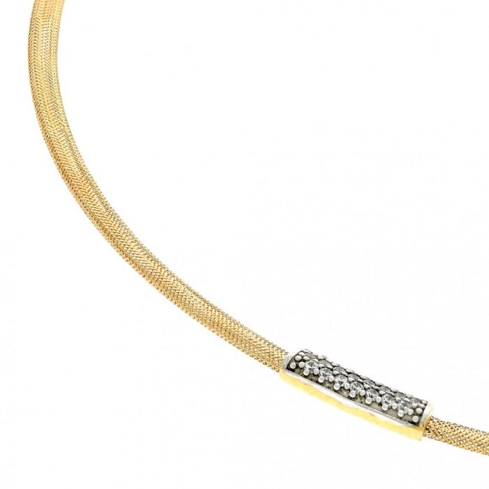 d0e90dec0 Zlatý dámsky náhrdelník K11.295.E1 | Klenotnik.sk