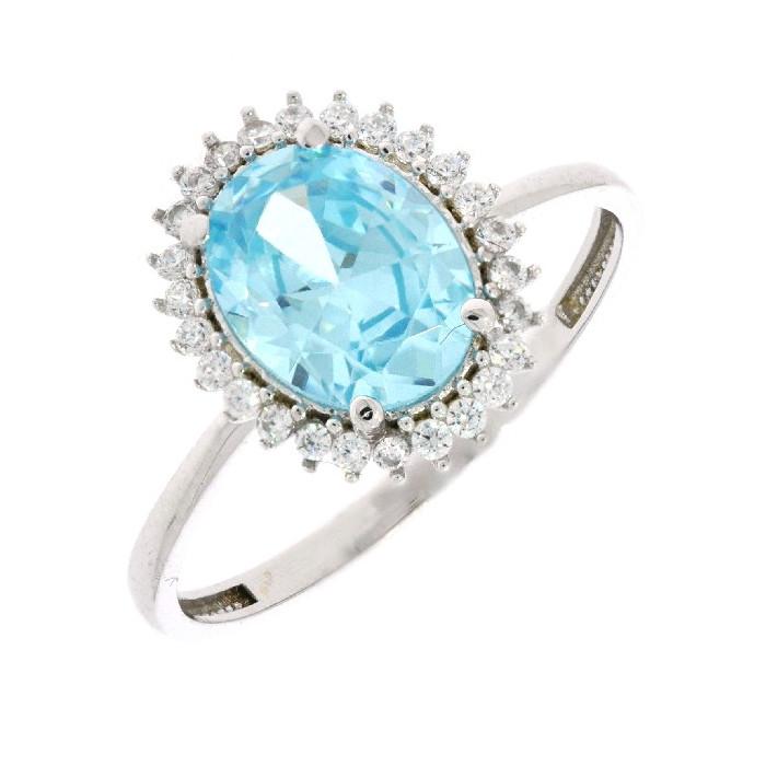 Zlatý dámsky prsteň K12.505.A2  7f69a554870